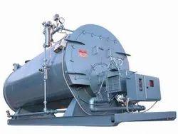 Oil & Gas Fired 1500 Kg/hr Industrial Steam Boiler