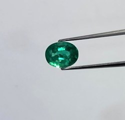 Top Grade Natural Zambian Emerald Gemstone, Beautiful AAA+ Cut Emerald Best Quality