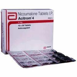 Acitrom 4 Tablet