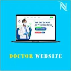 PHP/JavaScript Dynamic Doctor Website Design, With 24*7 Support