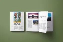 Catalog Designing And Printing Service