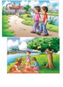2D Exterior Cartoon Painting Services