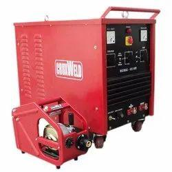 Cruxweld CWM-MIG400D MIG Welding Machine, 50-400A