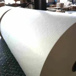 Silver Poly Paper Roll