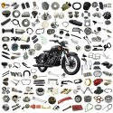 Side Decor Spare Parts For Royal Enfield Standard, Bullet, Electra, Machismo, Thunderbird