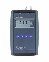 Portable Air Velocity Meter