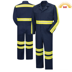 Nylon Full Sleeves Safety Industrial Uniform