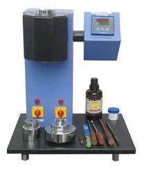 0-350 Deg.c. Melt Flow Index Tester, For Plastic Pipe