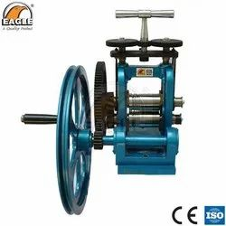Eagle Hand Powered Rolling Mill For Jewelry Roll Press