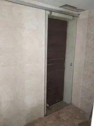 Glass Sliding Door For Bathroom