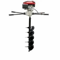 196 cc Earth Auger