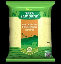 Tata Sampann Fine Besan, 500gm, Packaging Type: Packet