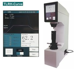 Load Cell Based Touch Screen Digital Rockwell Hardness Tester