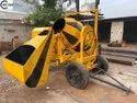 Nextgen Two Pole Lift Mixer With Hydraulic hopper