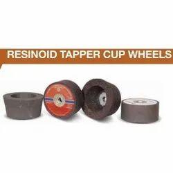 Resinoid Tapper Cup Wheels