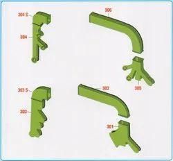 Carding Machine Ducts For Lakshmi - Rieter