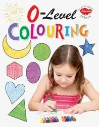 Drawing & Colouring Book 0-Level Colouring