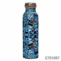 Digital Printed copper bottle