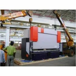Industrial Machinery Plant Shifting Services