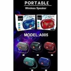 A005 Portable Wireless Speaker