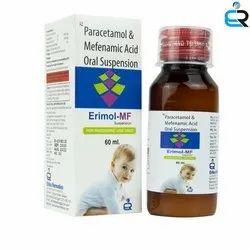 Paracetamol Peadiatric Oral Suspension IP