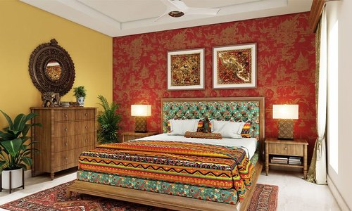 Rajasthani Theme Decoration