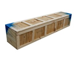 Rubber Wood Packaging Box, Size(LXWXH)(Inches): 4 X 2 X 2.5 Feet, Weight Holding Capacity(Kg): >1000 Kg