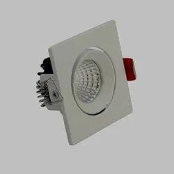 Electric Square LED COB Light, For Office, 15 Watt