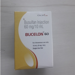 Bucelon 60mg Injection (Busulfan (60mg)