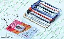 Metal Id Card Holder