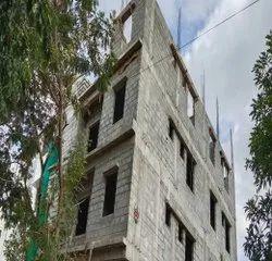 Panel Build Commercial Building Construction Work, in Bengaluru