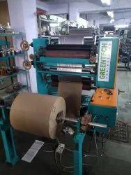 Automatic Sheet To Roll Lamination Machine