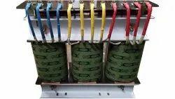 60 Hz Three Phase 7 KVA Step Down Transformer