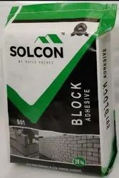 Solcon Industries Block Adhesive, 20 Kg, Bag