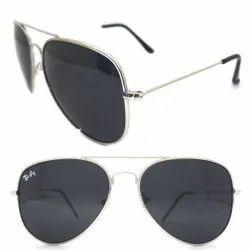 RAYBOY Unbreakble Redboy Polarized Aviator Sunglasses, Size: Medium