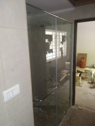 Toughened Glass Shower Enclosure