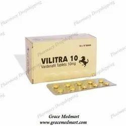 Vilitra 10 Mg Tablets