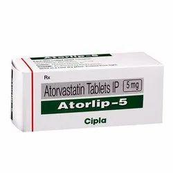 Atorlip-5 Tablets