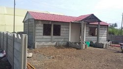 Prefabricated Concrete House