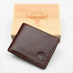 Customizable Classic Leather Wallets