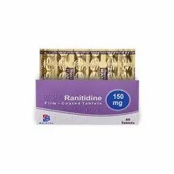 Ranitadine 150 Mg Tablet
