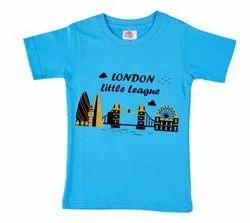 Little League Cotton Kids T-Shirt, Size: 2-6 years, 4 Sizes