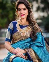 Fancy Paithani Silk Saree
