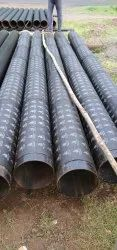 Backing Material: Bitumen Color: Black Pipe Wrapping Services
