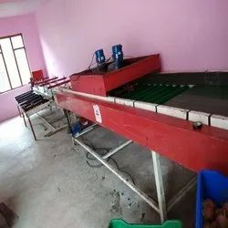AUTOMATIC APPLE SORTING AND GRADING MACHINE