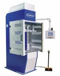 Omkar Make C Frame Hydraulic Power Press Machine (CHPP-10)
