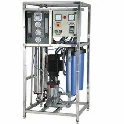 RO Capacity: 100 LPH Industrial RO Systems, FRP