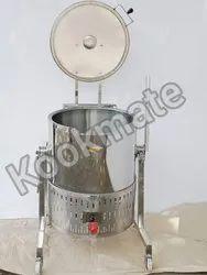 Kookmate Double Jackett Steam Cooking Vessel