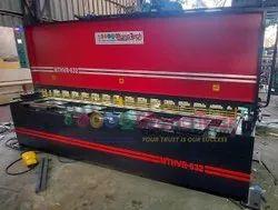 Hydraulic Sheet Shearing Machine