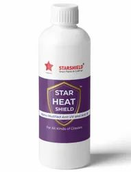 Star Heat Shield- Nano-modified Transparent Heat Resistant Coating For Glass